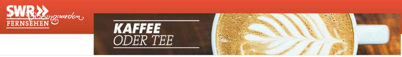 Kaffe oder Tee (Senderlogo)