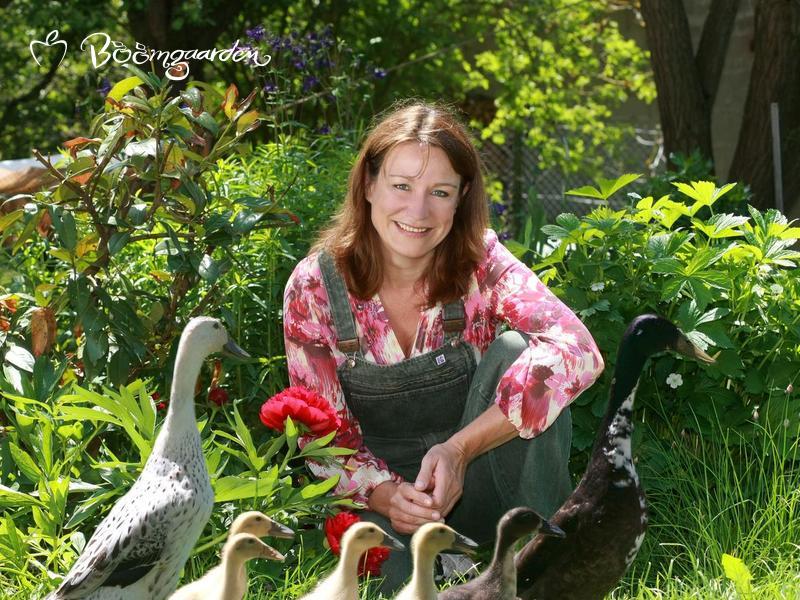 Tiere im Garten-Titel Heike Boomgaarden